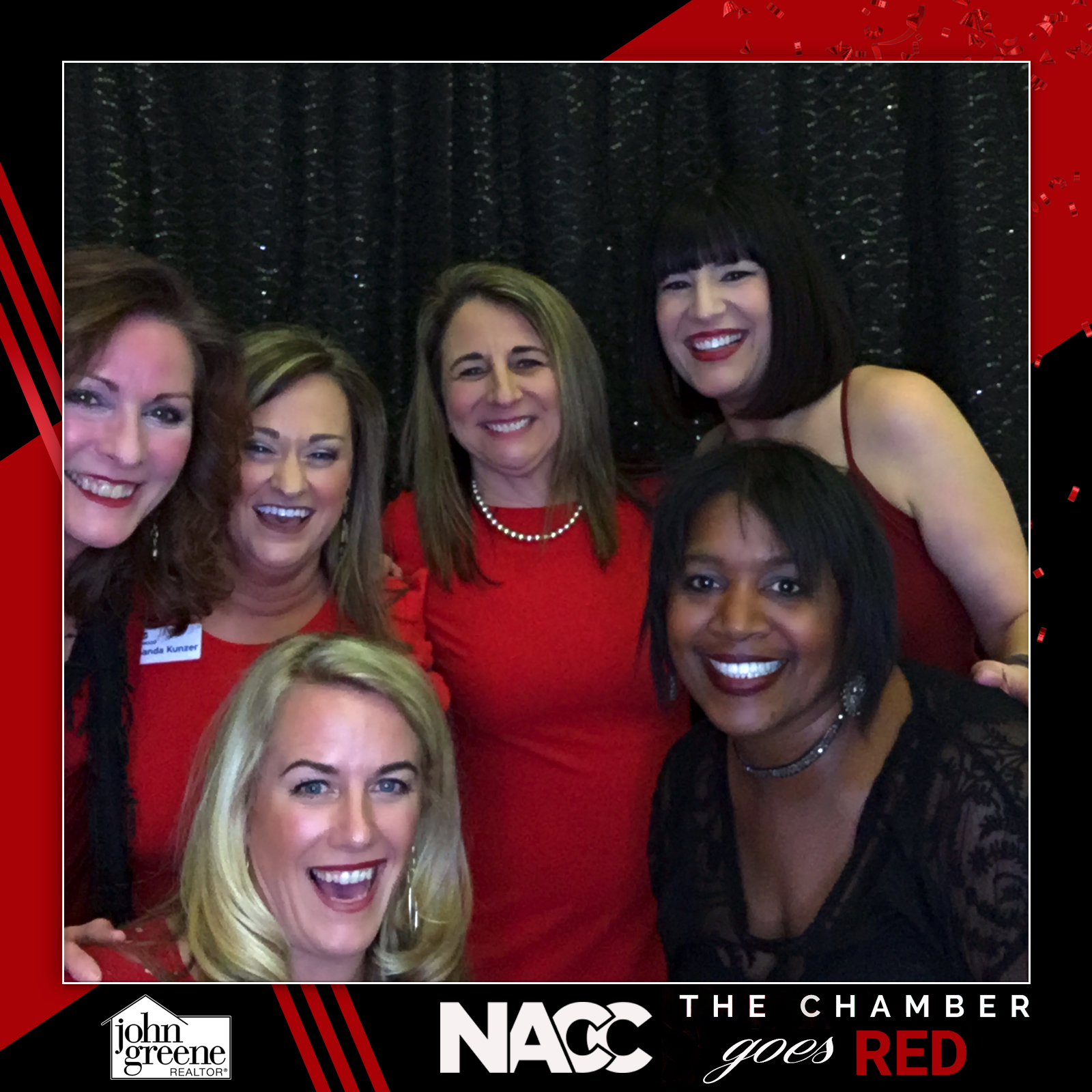 Chamber goes Red | View more photos from the event at events.alfrescophoto.com/u/AlfrescoPhoto/Chamber-goes-Red