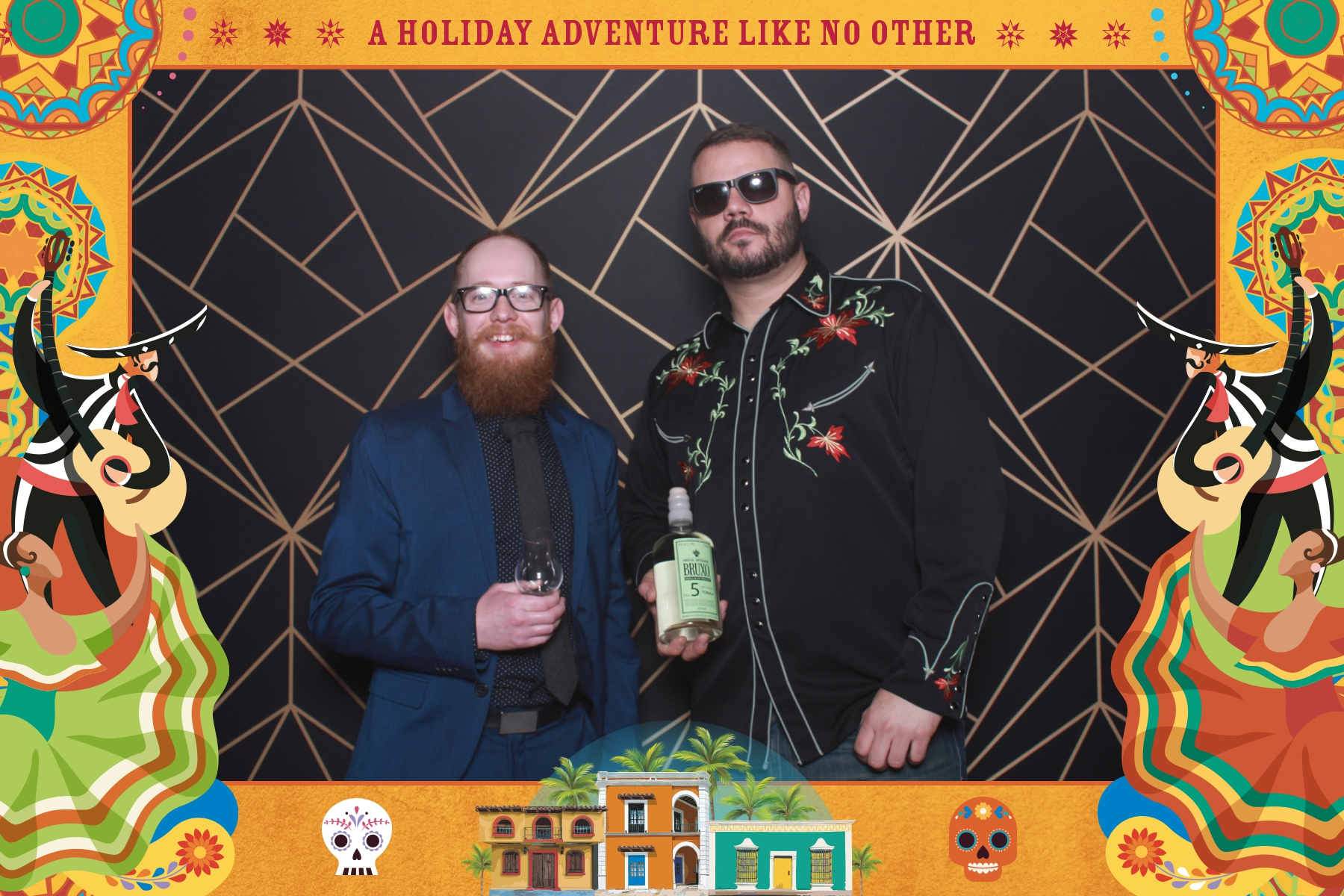 A Holiday Adventure Like No Other 2019 | View more photos from the event at boothgallery.com/u/FlashworksPhotoboothInc/A-Holiday-Adventure-Like-No-Other-2019