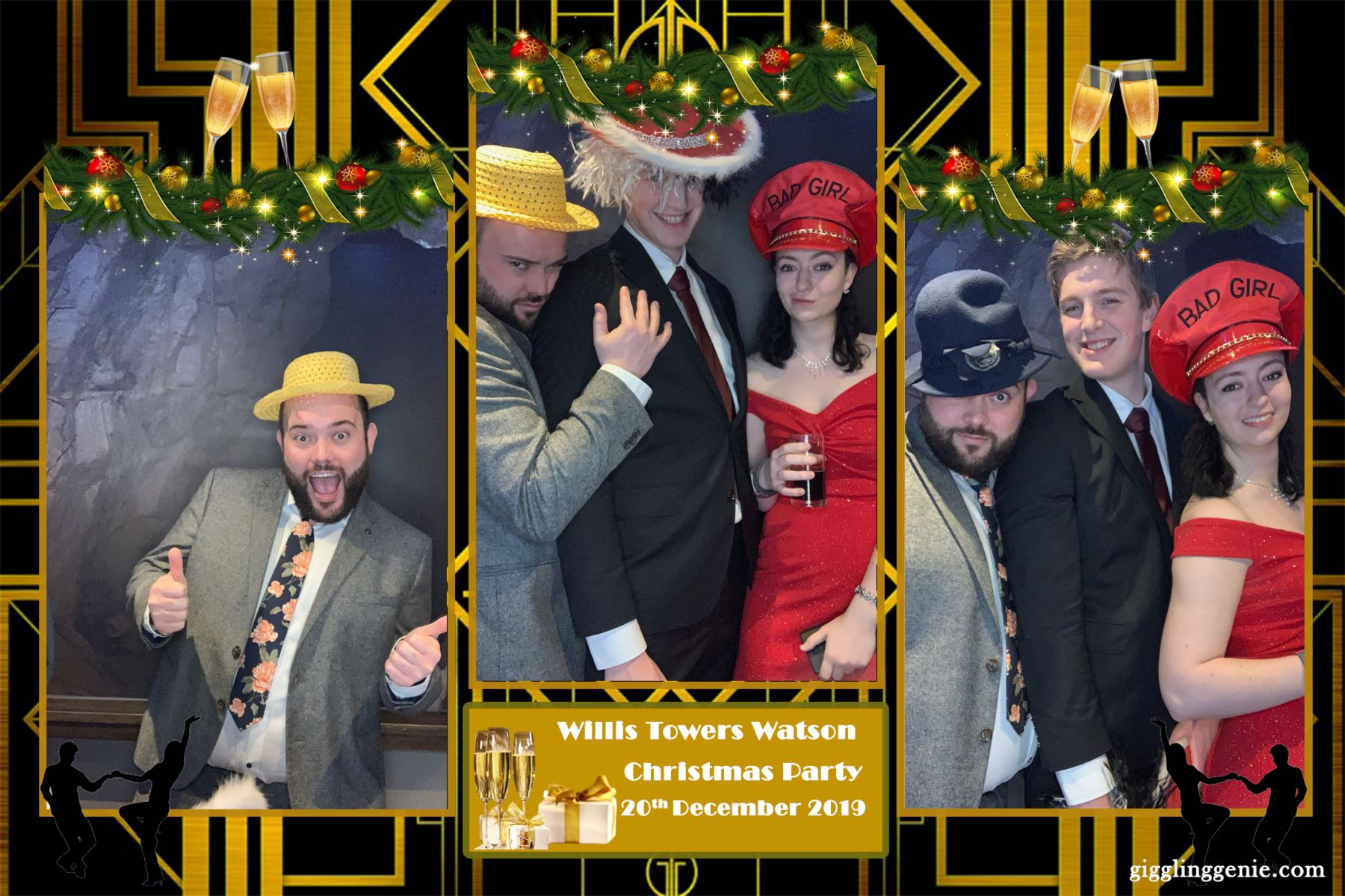 Willis Towers Watson Xmas Party | View more photos from the event at gallery.gigglinggenie.co.uk/u/GigglingGenie/Willis-Towers-Watson-Xmas-Party