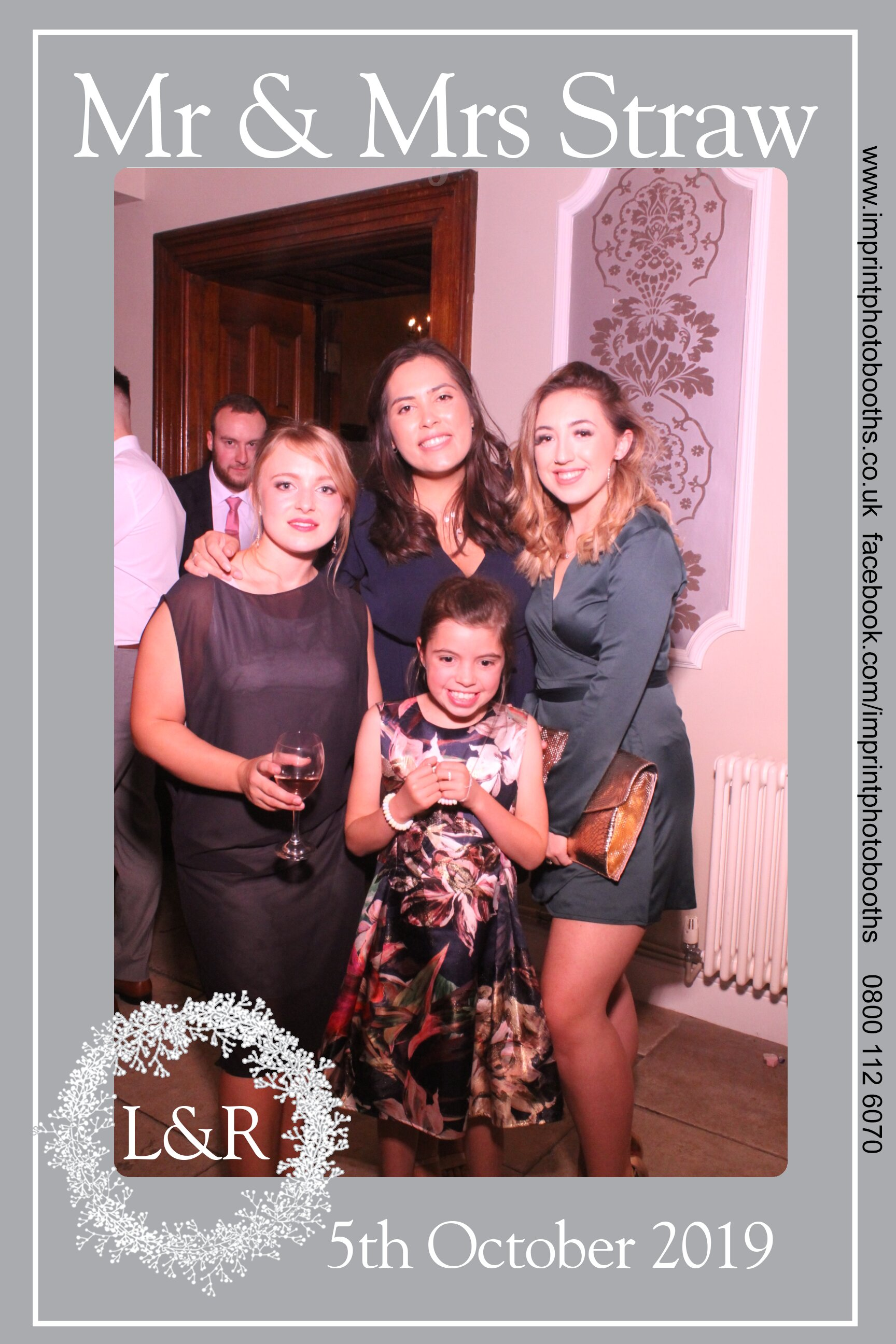 Lori and Ryan's Wedding   View more photos from the event at gallery.imprintphotobooths.co.uk/u/Imprint-Photobooths/Lori-and-Ryans-Wedding