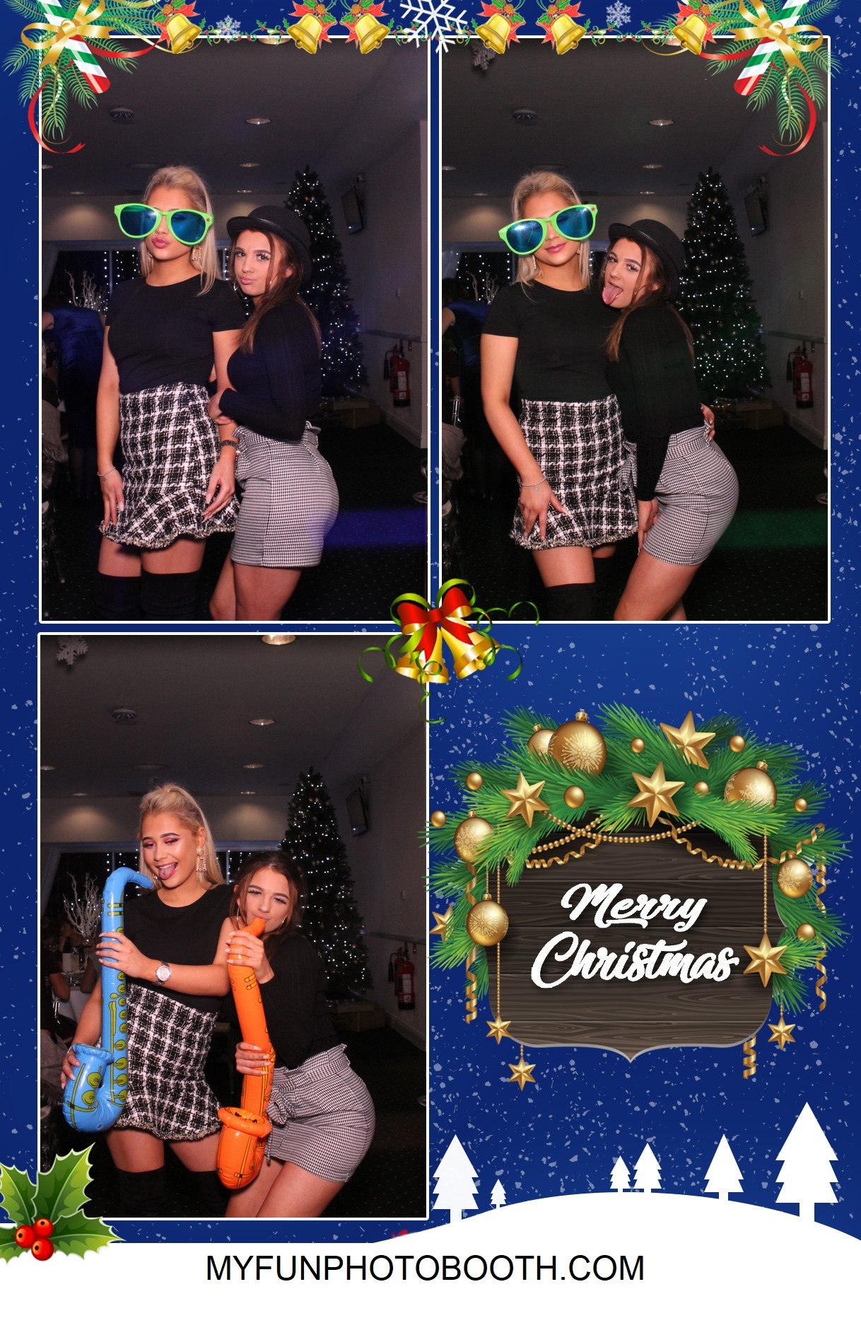 Christmas @ Sandown Park | View more photos from the event at gallery.myfunphotobooth.com/u/My-Fun-Photo-Booth/Christmas-Sandown-Park