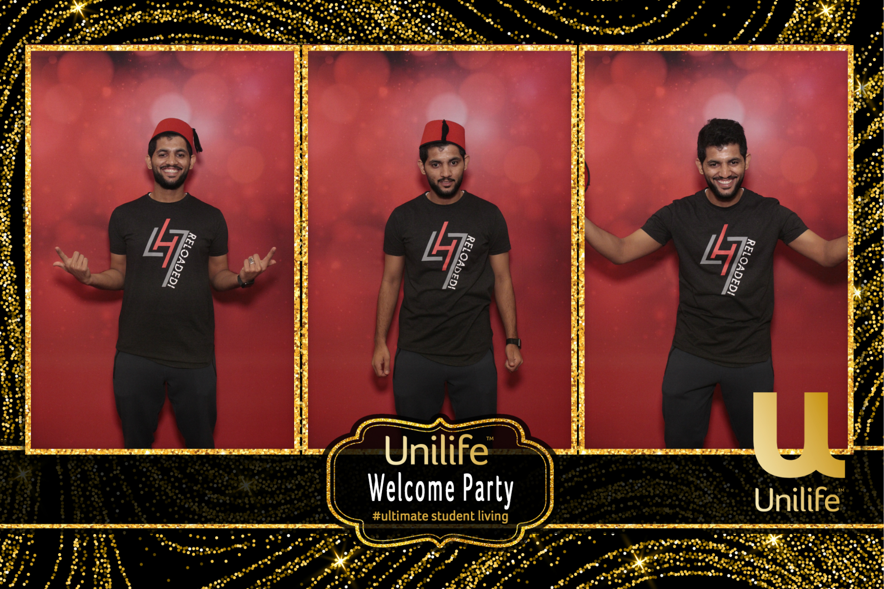 Unilife Welcome Party | View more photos from the event at gallery.myphotoboothexperience.co.uk/u/MyPhotoBoothExperienceLtd/Unilife-Welcome-Party