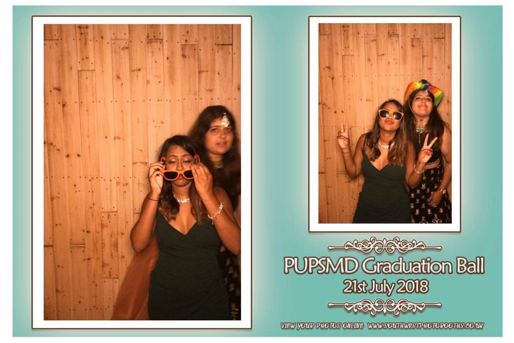 PUPSMD Graduation Ball  | View more photos from the event at gallery.southwestphotobooths.co.uk/u/SWPB/PUPSMD-Graduation-Ball