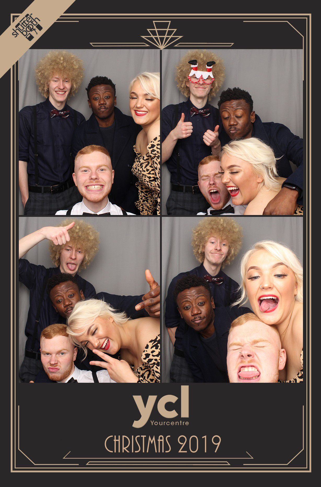 Your Centre Christmas Party 2019 | View more photos from the event at gallery.shutterbooth.co.uk/u/Shutterbooth/Your-Centre-Christmas-Party-2019