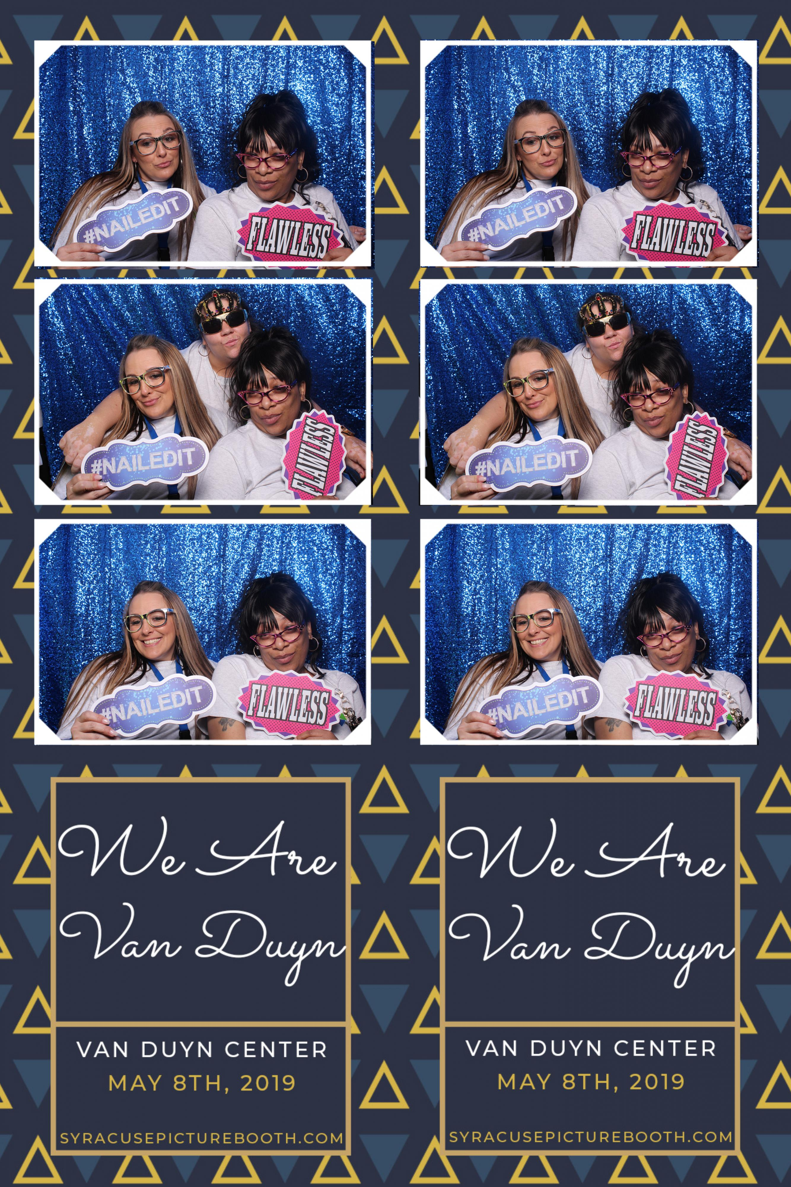 Van Duyn Center Employee Appreciation Day Photo Strips | View more photos from the event at gallery.syracusepicturebooth.com/u/SyracusePicturebooth/Van-Duyn-Center-Employee-Appreciation-Day-Photo-Strips